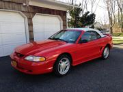 1995 Ford Mustang Ford Mustang GT Convertible 2-Door